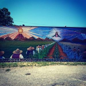 Mexicantown, Detroit Mural