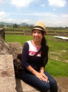 Me in Teotihucan